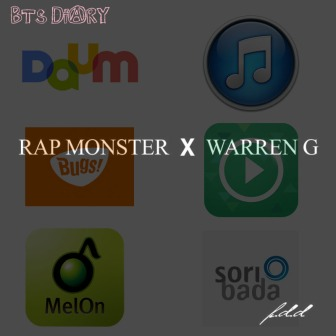 RAP MONSTER X WARREN G