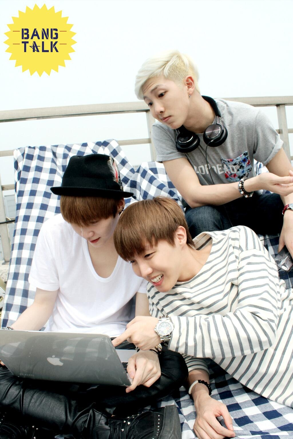 Picture Fancafe Bts Festa Bang Talk 3rd 1 Year A Go