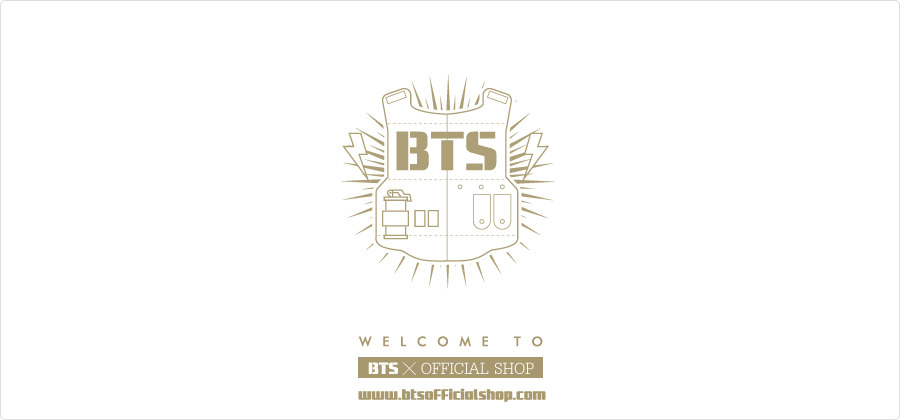 [Info/Trans] BTS OFFICIAL SHOP Grand Opening & Limited Sales BTS Character Hip Hop Monster