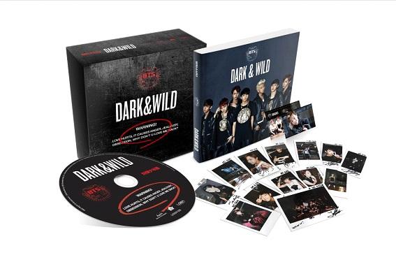 Info/Album] BTS 1st Full-Leght Album – Dark and Wild [140813 ...