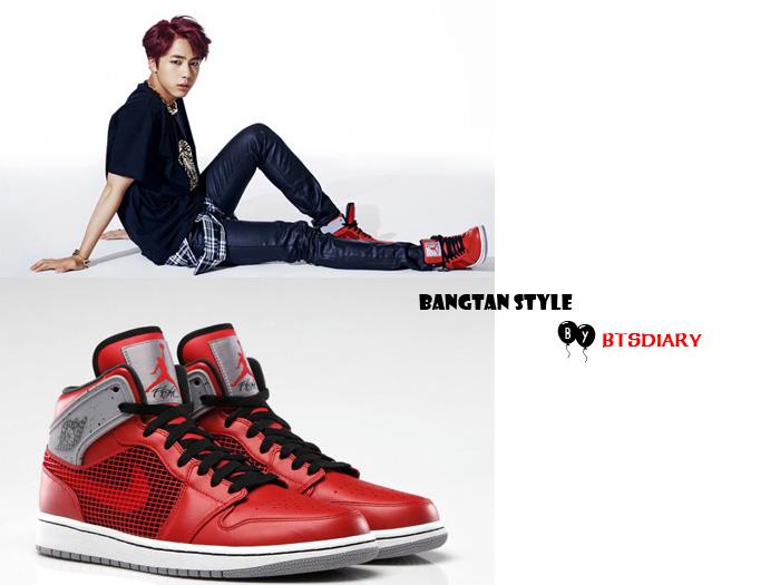 Bangtan Style] BTS 'Dark & Wild' – Danger