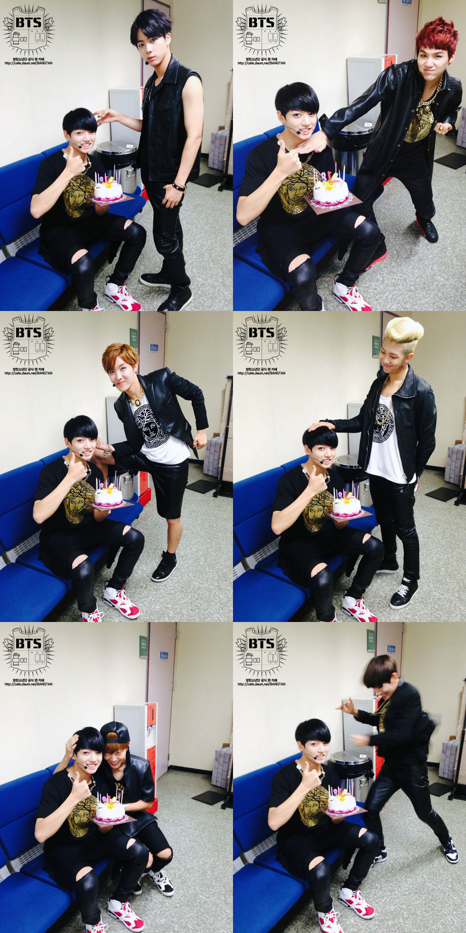 Picture/Fancafe] Happy Birthday Jungkook! [140901] |