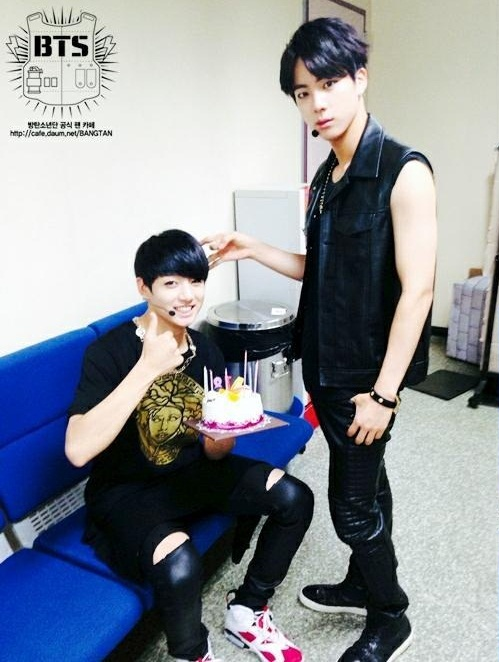 Picture Fancafe Happy Birthday Jungkook 140901