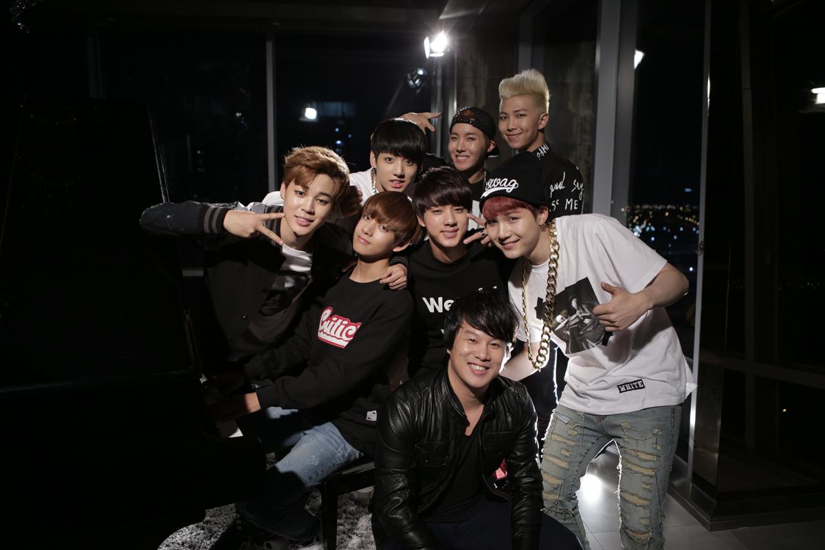 "Info] BTS X THANH – Songwriting Contest for Danger ""Danger"
