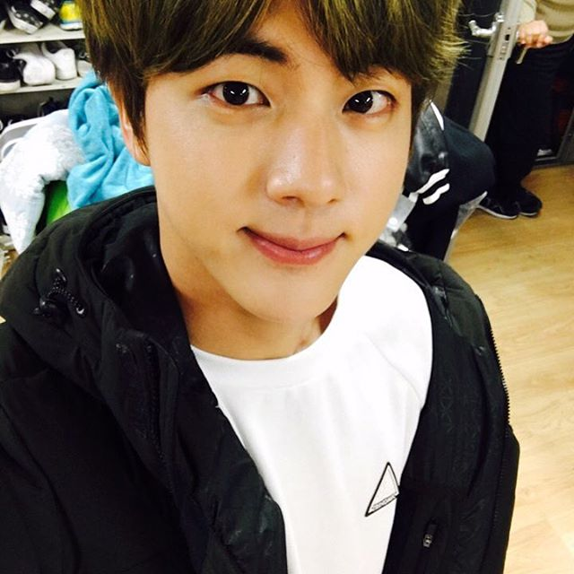 Bts Ig: [Picture/IG] Koreadispatch Posted A Picture Of BTS Jin