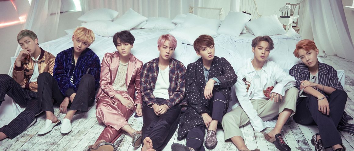 Blood Sweat And Tears Bts Photoshoot