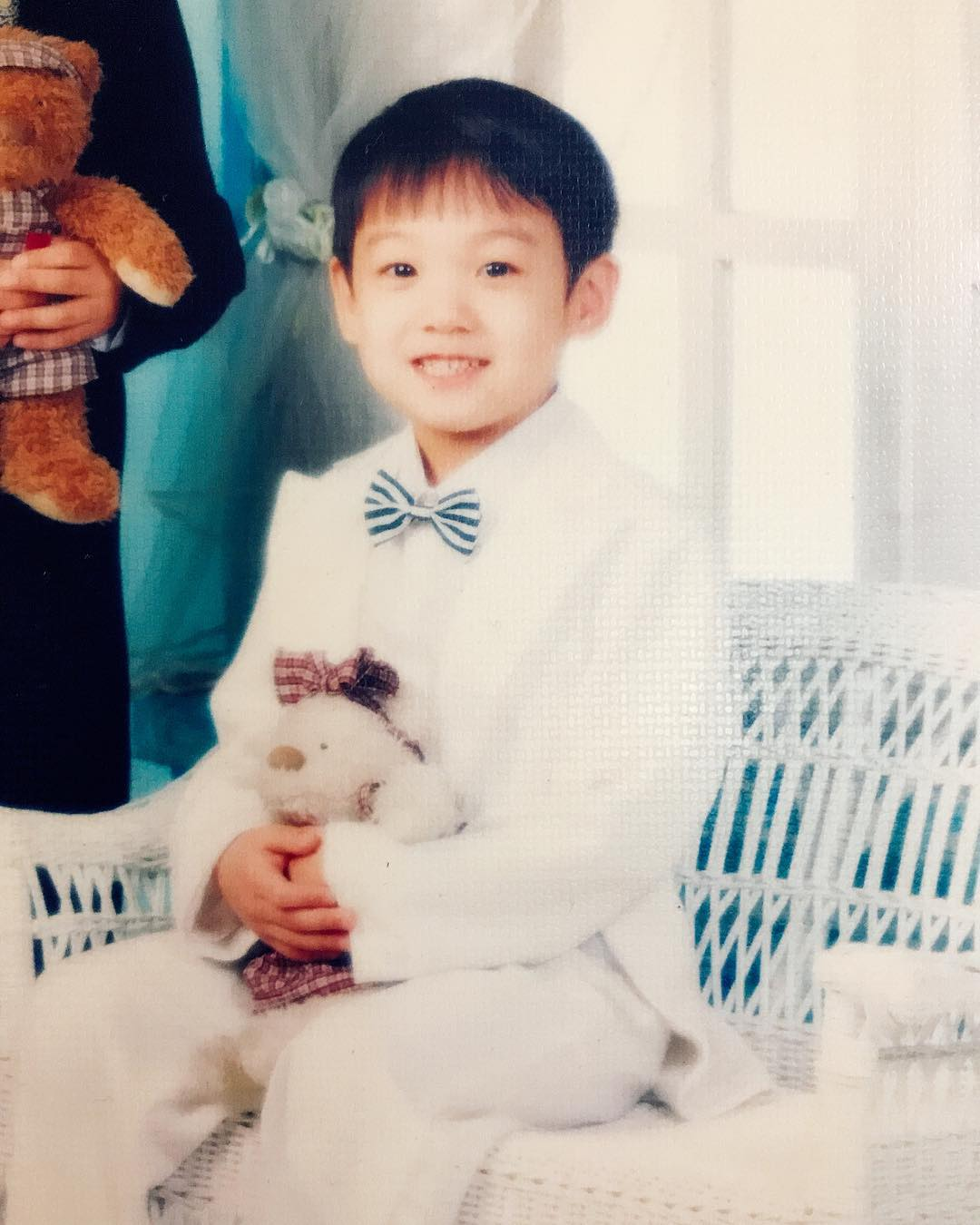 [Picture/IG] BTS Jungkook's Brother Posted A Childhood