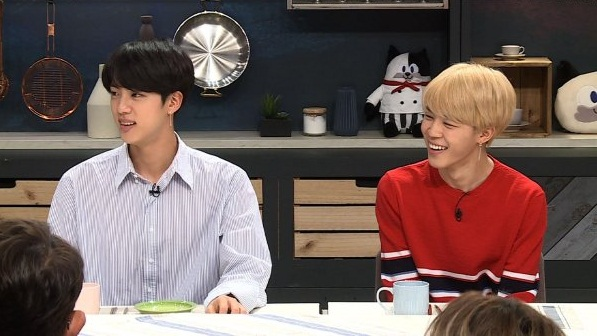 Video] BTS' Jin & Jimin at Please Take Care of My