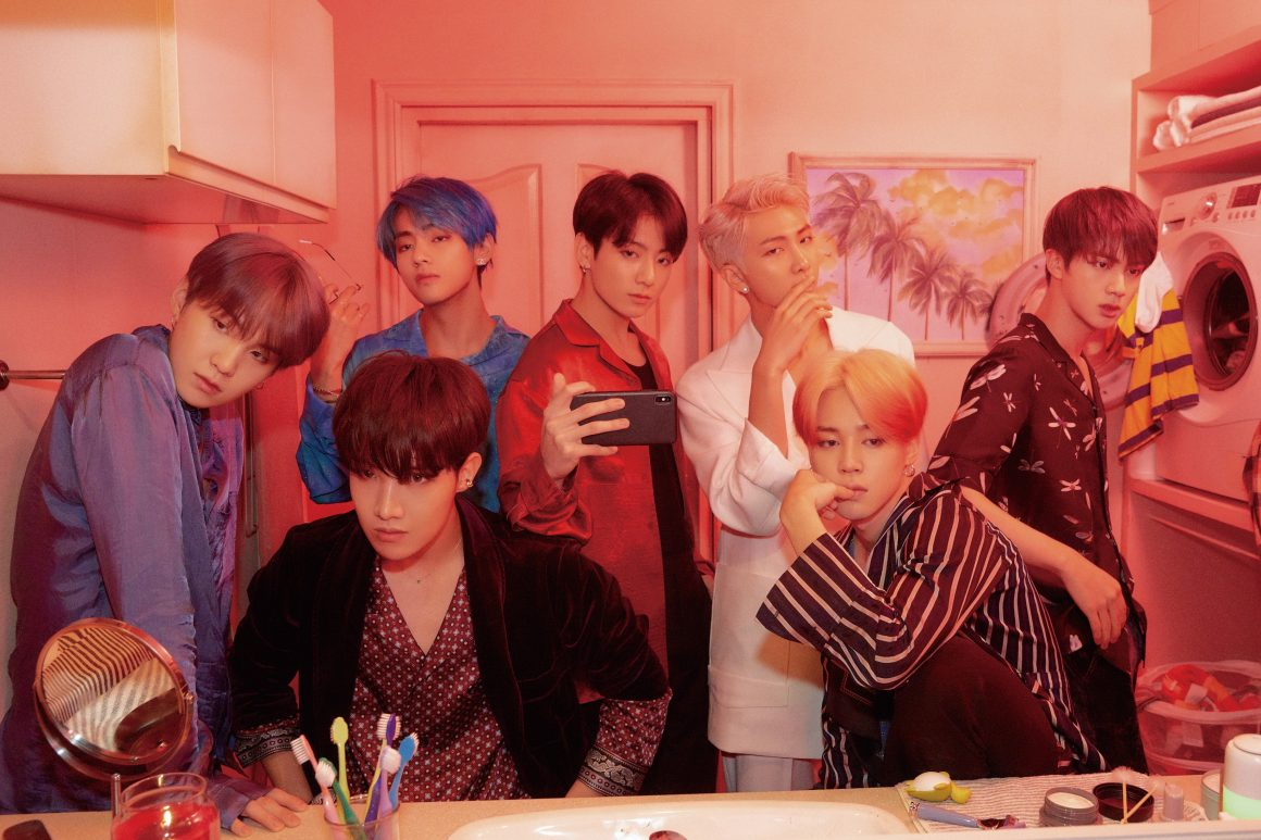 download album bts terbaru 2019